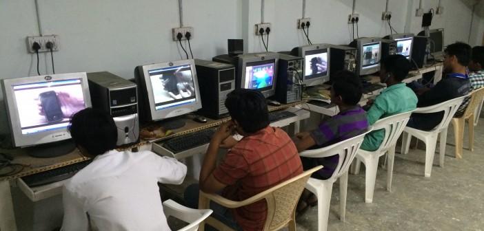 Mobile repairing class_Gujarat_Vadali