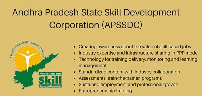 APSSDC-Andhra Pradesh-Skill Development
