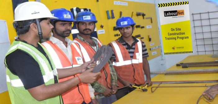 LabourNet-construction training