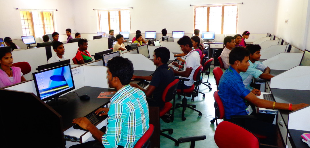 Livelihood College Sukma Computer Training