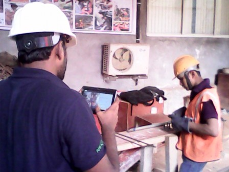 Navriti- mobile based assessments