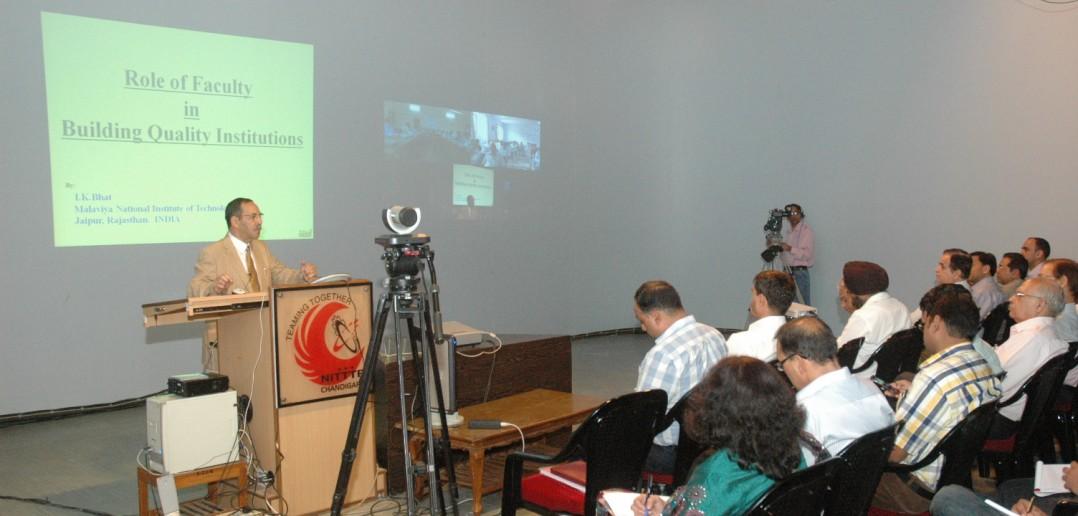 NITTTR- Chandigarh- technical teacher training