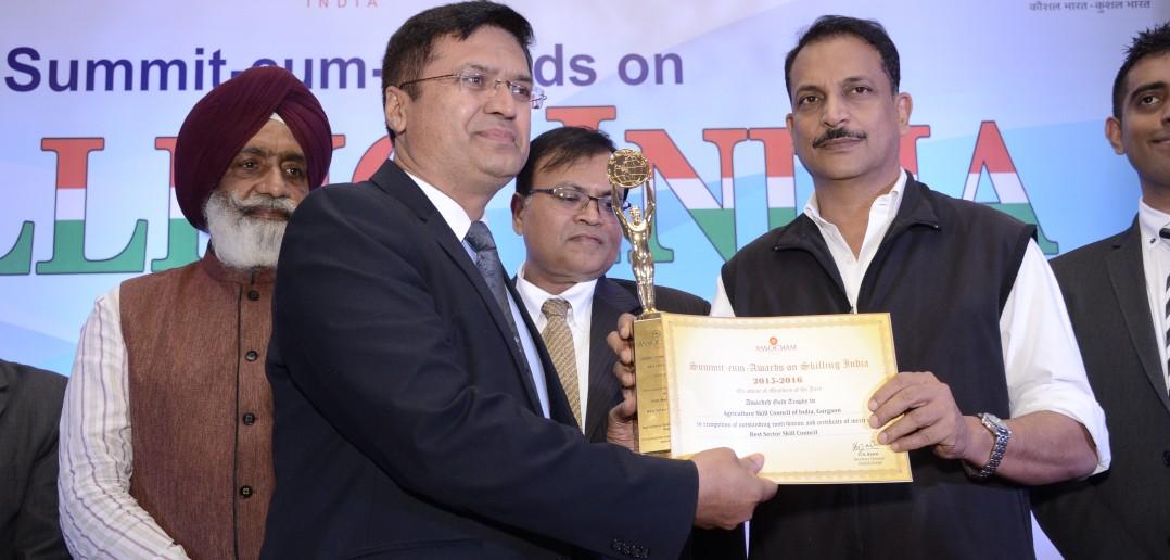 Best SSC Award