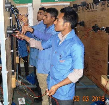 Electrician Training_GMR Foundation