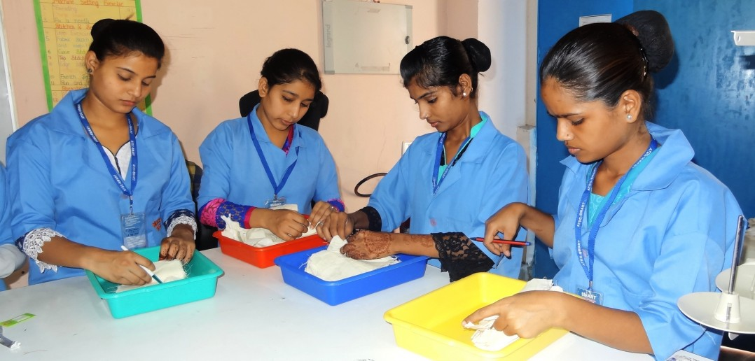 Garment Quality Checker- GMR Foundation