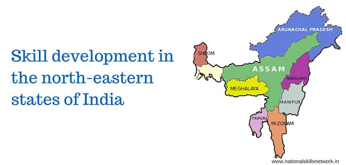 Skill development - North-east India