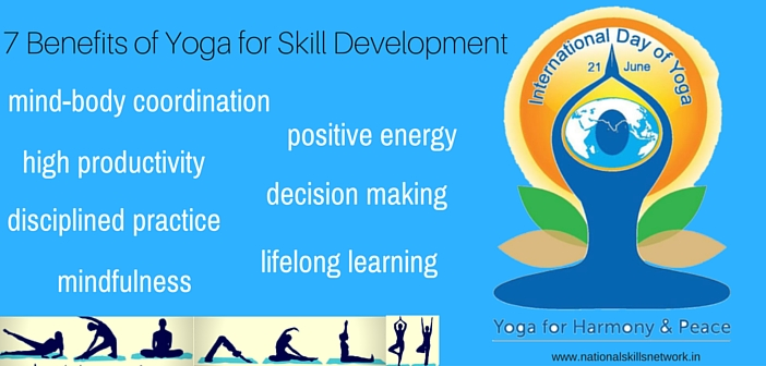 Yoga and skill development