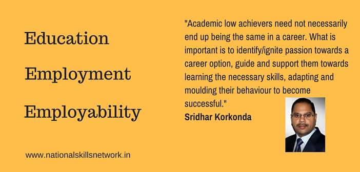 Education and Employability