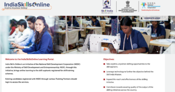 India Skill Online Portal