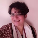 Aditi Shah Aman handloom skills