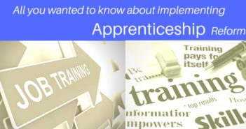 National Apprenticeship Promotion Scheme NAPS