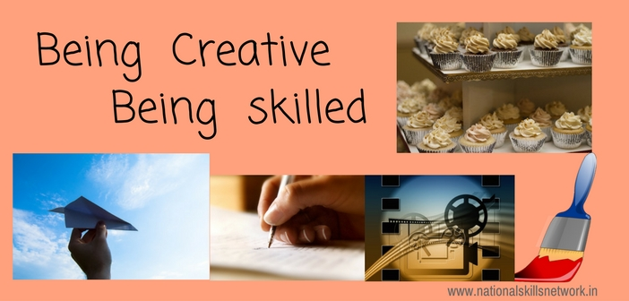 creativiy and skill development