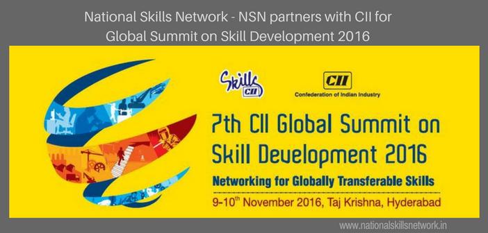 cii-global-skill-development-summit-2016