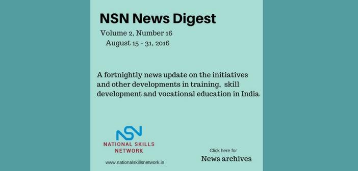 skill-development-news-digest - 010916