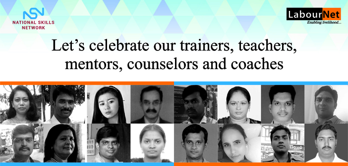 vocational trainers are skill champions