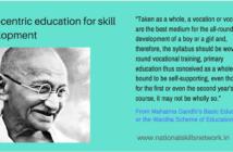 gandhi-on-vocational-education