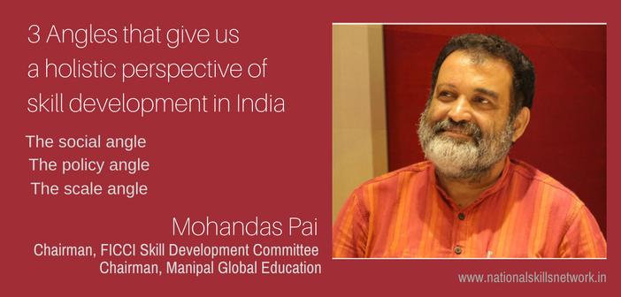 mohandas-pai-on-skill-development
