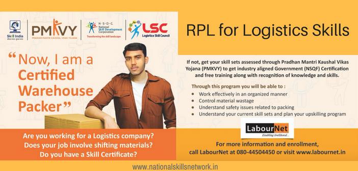 rpl-for-logistics-skills
