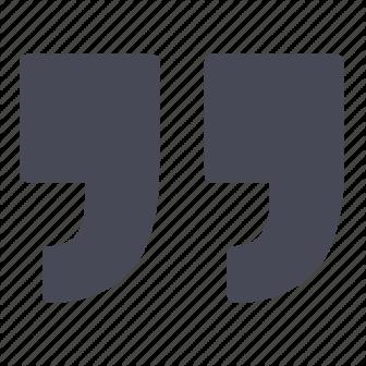 inverted-comma