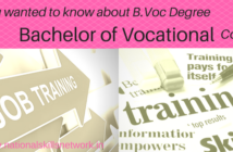 B.Vocational Degree