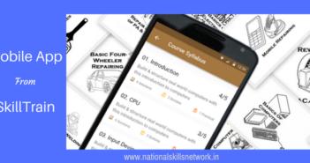 SkillTrain Mobile App