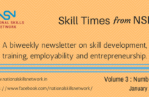 Skill Development News Digest 160117