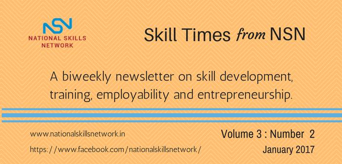 Skill Development News Digest 160117