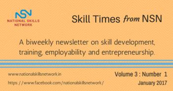 Skill Development News Digest - 010117