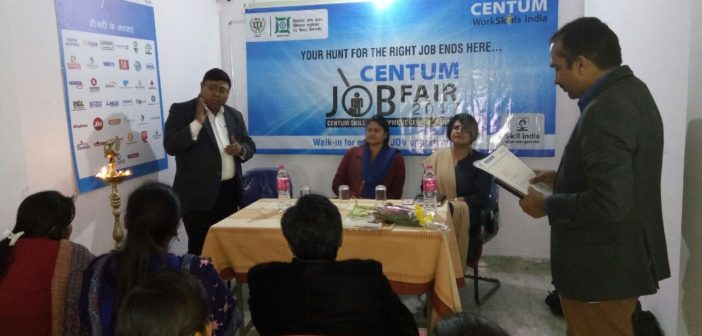 Centum Learning organizes pre-placement fair for SJKVY candidates in Ranchi