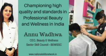 B&WSSC Beauty skills