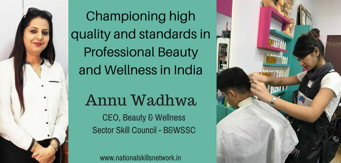 Beauty Fashion Job Training: B&WSSC Champions The Cause Of Quality And Standards In