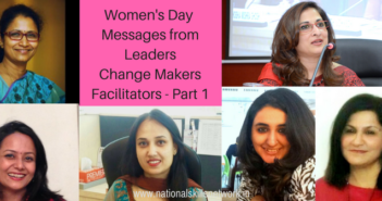 women leaders in skill development part 1