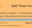 Skill Development News Digest – 010317