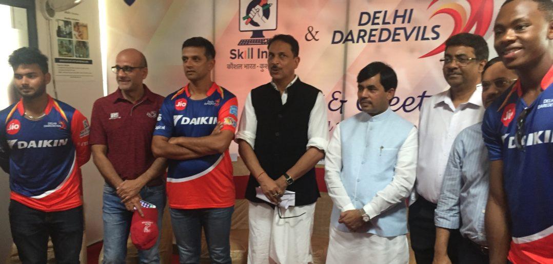Delhi daredevils skill India