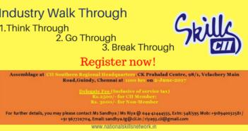 CII Industry walkthrough