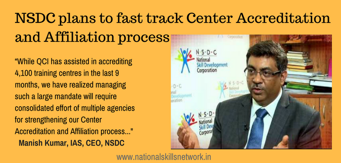 NSDC Accreditation