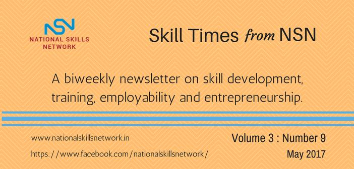 Skill Development News Digest - 020517