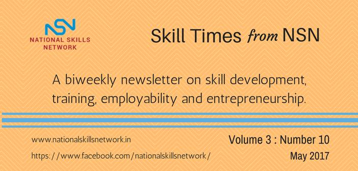 Skill Development News Digest - 160517