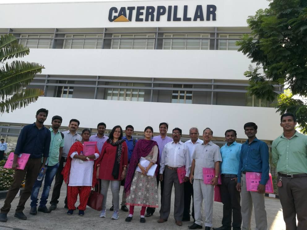 CII Skill Mission Caterpillar