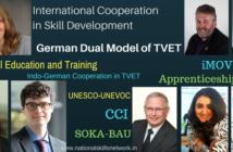 German Dual Model TVET