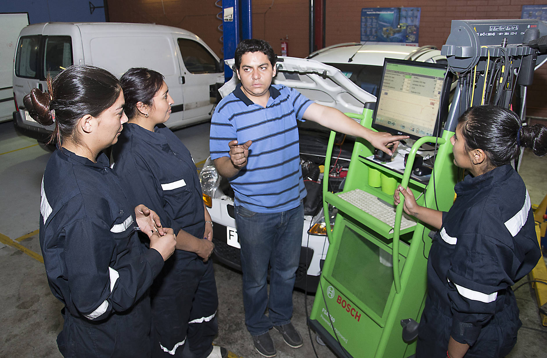 Dual vocational system