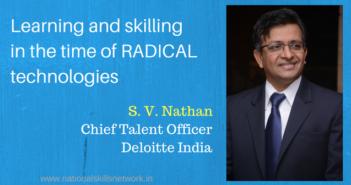 S V Nathan Deloitte India