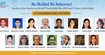 skill contest 15 entries