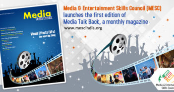 MESC Media Talk Back magazine