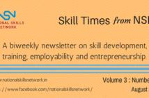 Skill Development News Digest 160817