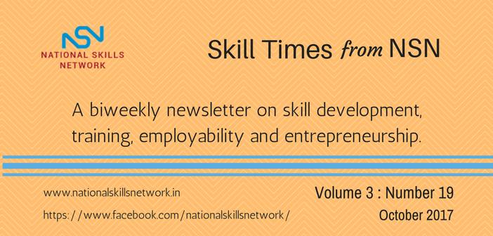Skill Development News Digest -011017