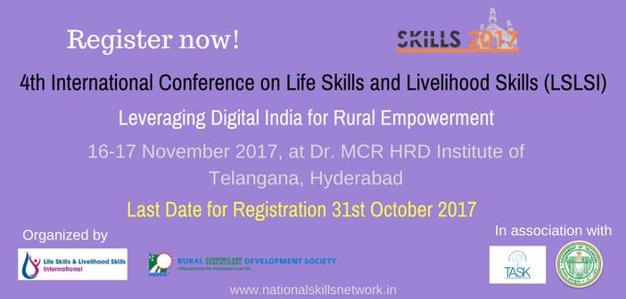 Skills 2017 Hyderabad