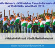 Team India at WorldSkills Abu Dhabi 2017