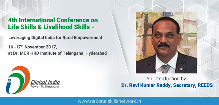 4th International Conference on Life Skills and Livelihood Skills (LSLSI): Leveraging Digital India for Rural Empowerment