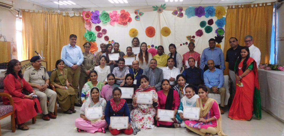 Tihar jail women GSJCI skills